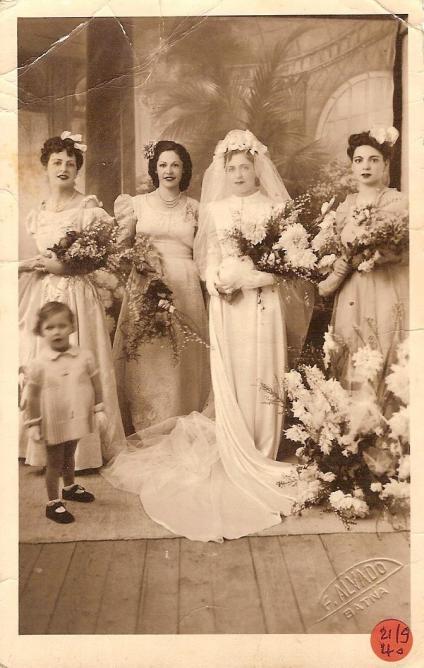 Adeline mariage