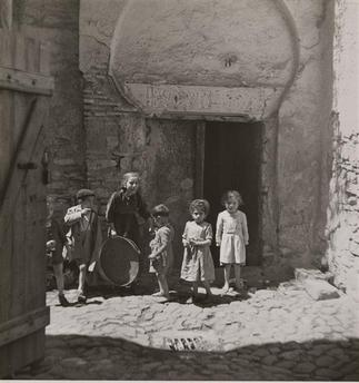 Bovis enfants berberes