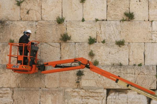 Kottel pessah nettoyage du mur