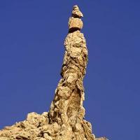 Statue de la ffemme de loth